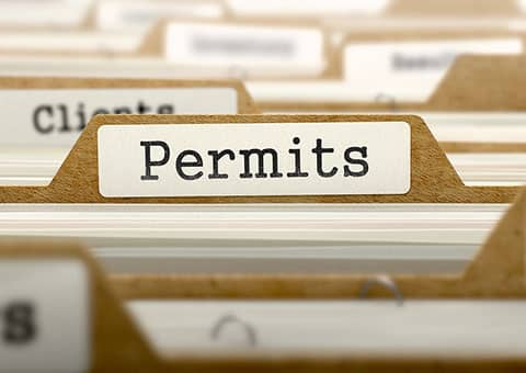 Permit History Reports Jacksonville FL
